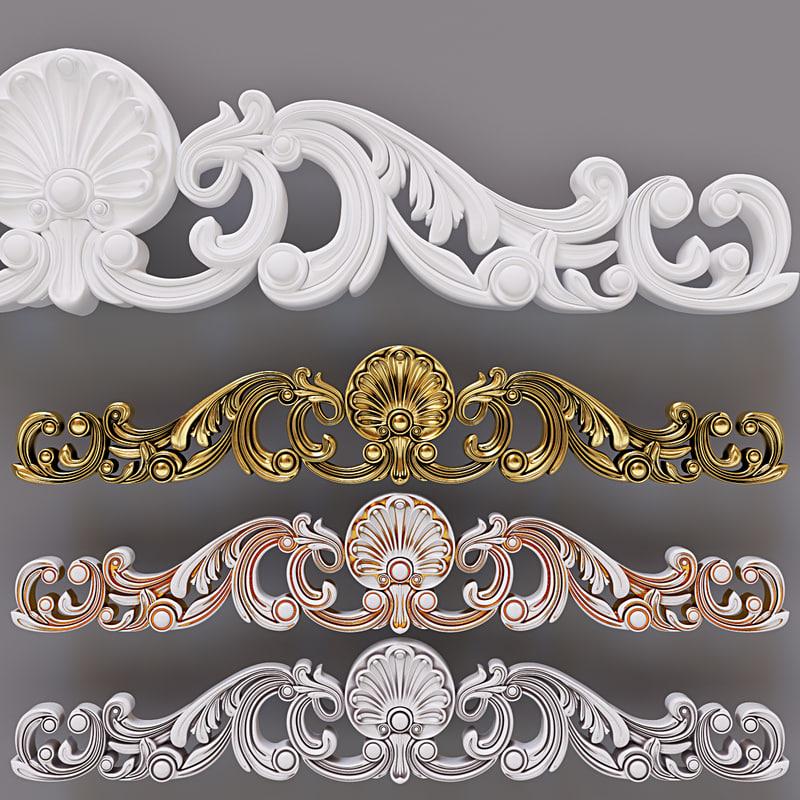 3D pattern model
