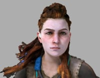 face aloy horizon zero model
