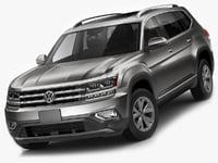 Volkswagen Atlas Teramont 2017