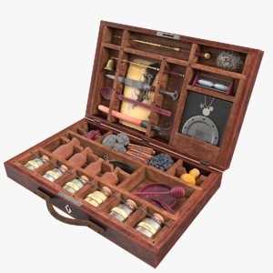 magic witches brew kit 3D
