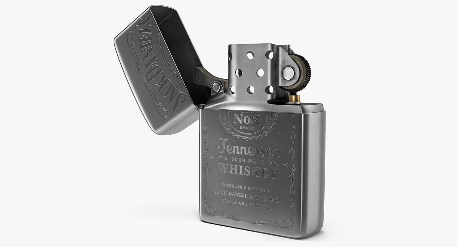 Daniels Jack Feuerzeug Zippo Daniels Zippo Jack Manipuliert EDeH2IbW9Y
