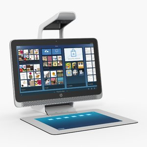 hp sprout personal computer model