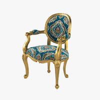 Angelique Armchair By Fabulous & Baroque