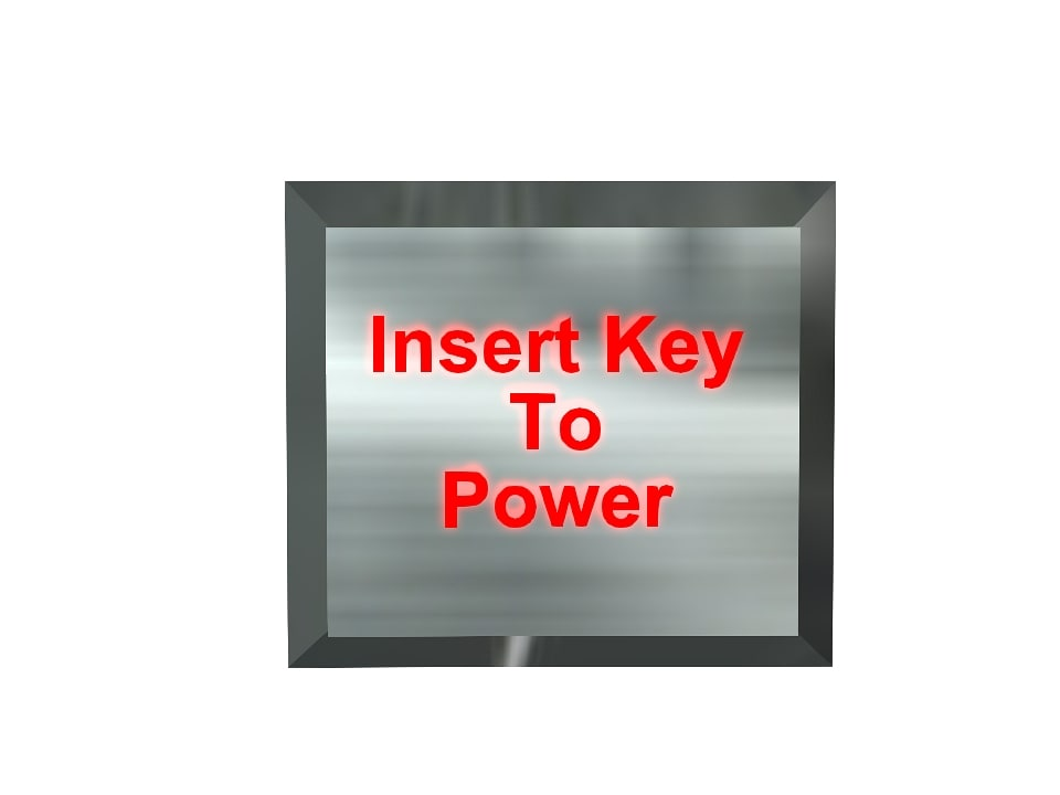 hotel room key holder model
