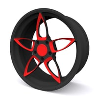 Car wheel PR0005(1)