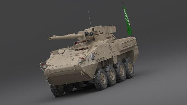 stryker m1128 model