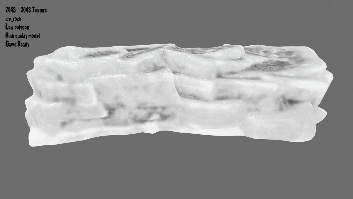 3D ice temple