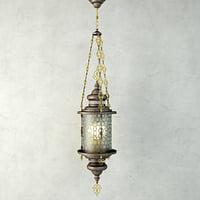 Cypress Lantern