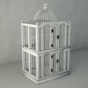 3D cage zara