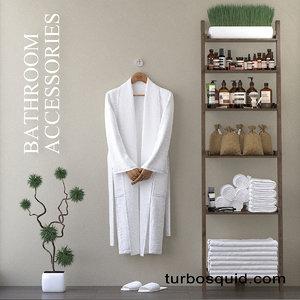 shelves robe model