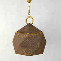 pendant majano 3D model