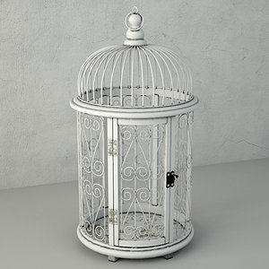 3D decorative cage zaida zara