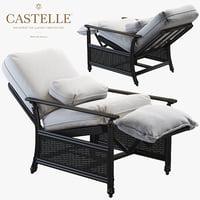 castelle coco isle 3 3D model