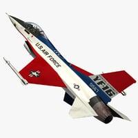 3D f16 yf16 model