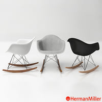 hermanmillar eames molded plastic model
