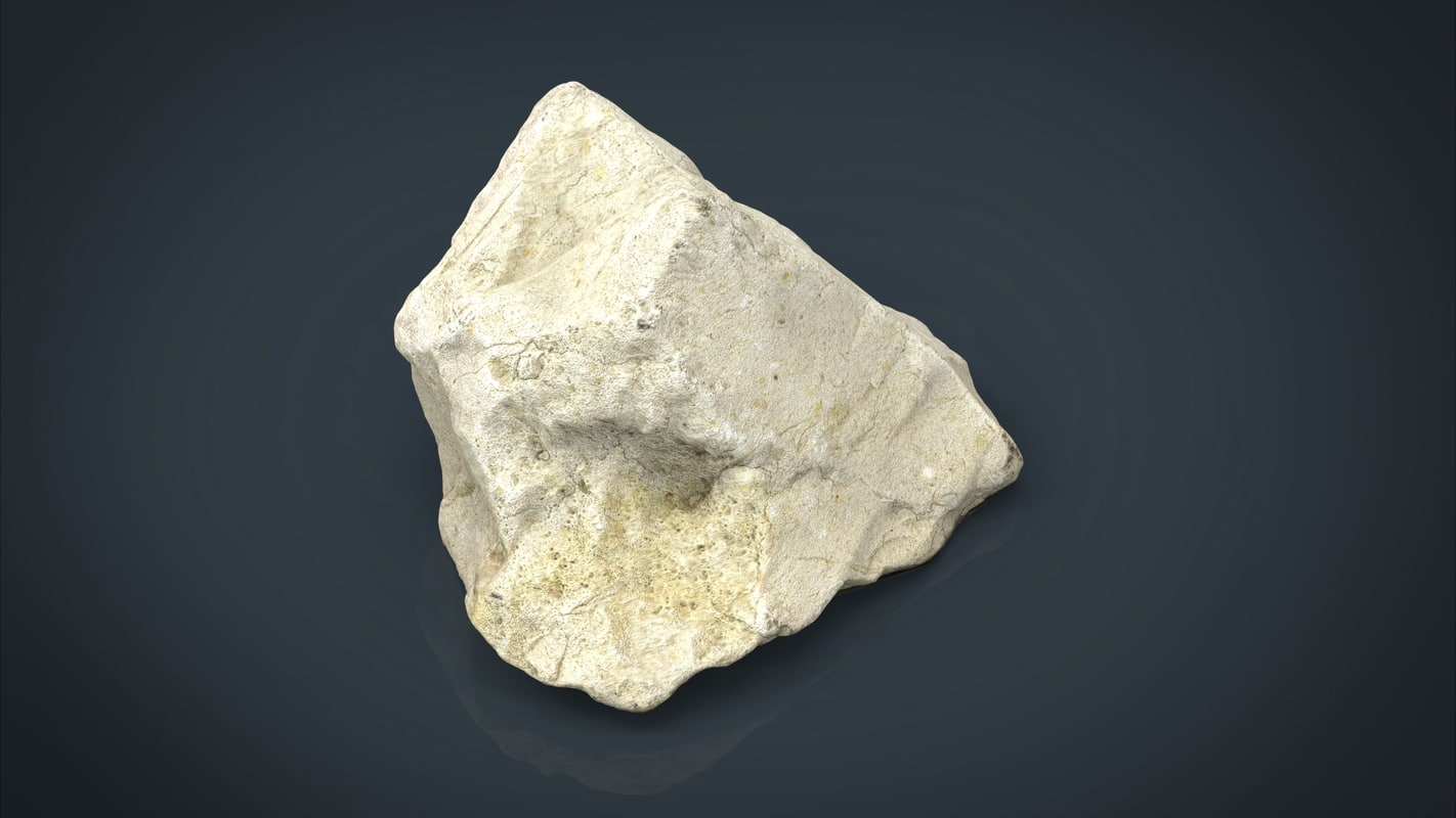 3D hd stone