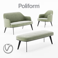 Poliform Jane collection