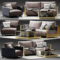 ditre italia bag sofa 3D