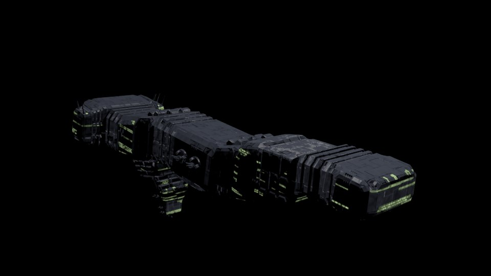 3D interplanetary transport
