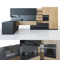 Kitchen Miton Cucine Skin