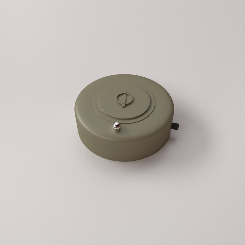 3D anti tank mines