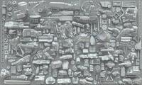 Kit bash(208 pieces) - part-4