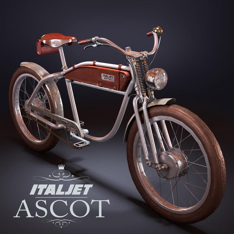 ascot italjet electric model