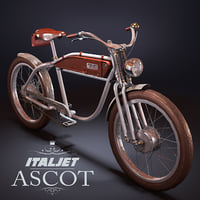 ascot italjet electric model