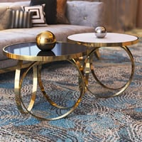 luxury contemporary table model