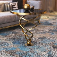 3D model luxury contemporary table