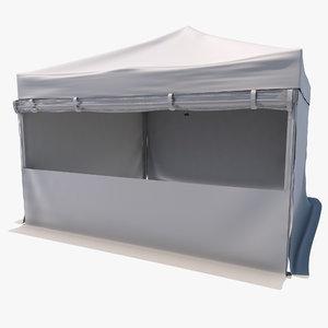 event tent 3D