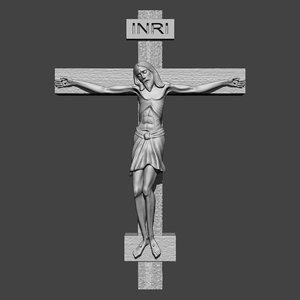 jesus christ 3D