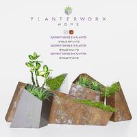 planterworx element 3D model
