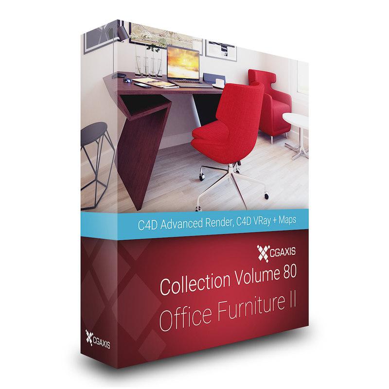 volume 80 office furniture model