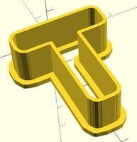 symbol t parametric cookies model