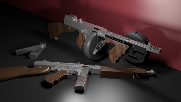 thompsons 3D model