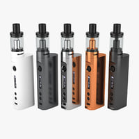 electronic cigarette 3D