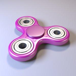 spinner arnold 3D