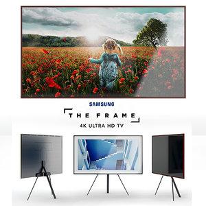 3D frame tvs