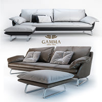 Sofa Dandy Cadillac, collection DANDY HOME - Gamma Arredamenti