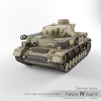 3D model sd iv ausf g