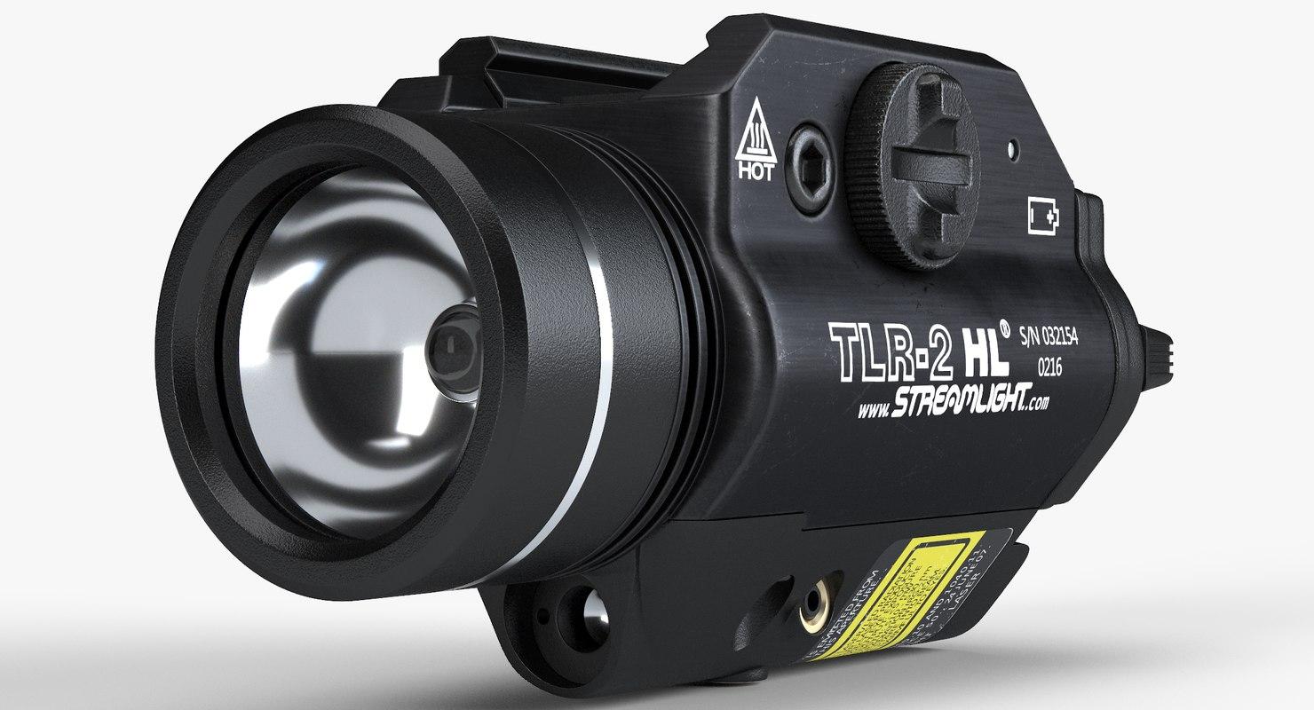 3D tlr-2 hl