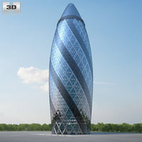 3D st mary axe