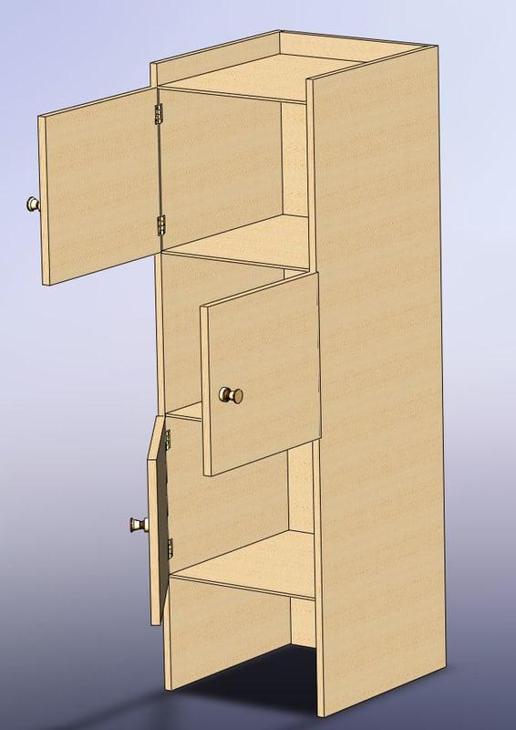 rack model