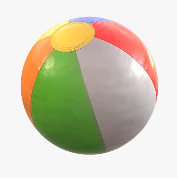 beach ball model