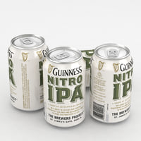 Beer Can Guinness Nitro IPA 11.2fl oz