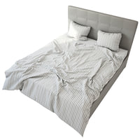 boconcept ikea bed 3D model