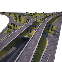 highway way model
