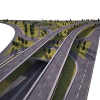highway way model