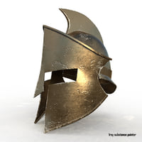 Medieval War Helmet